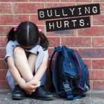 WOULD YOUR CHILD TELL YOU IF THEY'RE BEING BULLIED?